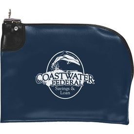 Advertising Curved Night Deposit Bag EV 12 x 10