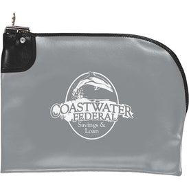 Curved Night Deposit Bag EV 12 x 10 Giveaways
