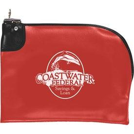 Advertising Curved Night Deposit Bag EV 12 x 10