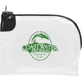 Curved Night Deposit Bag EV 12 x 10 for Promotion