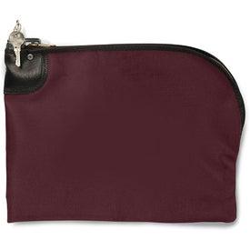 Branded Curved Night Deposit Bag LN 12 x 10