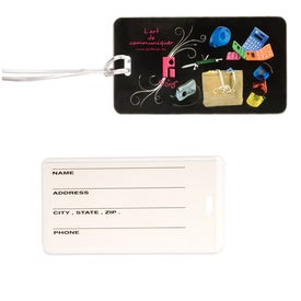 Hi-Flyer Luggage Tag with Your Logo