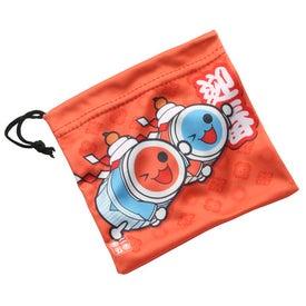 Custom Microfiber Gadget Bag XL (Digitally Printed)