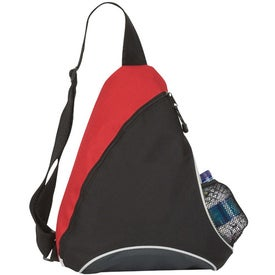 Cutie Patootie Slingpack for Advertising