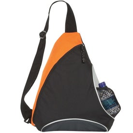 Cutie Patootie Slingpack Printed with Your Logo