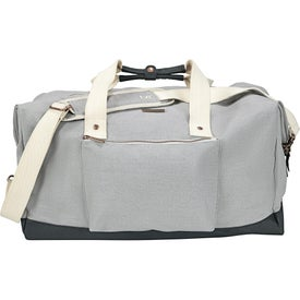Cutter and Buck Cotton Weekender Duffels