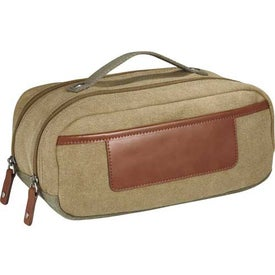 Personalized Cutter and Buck Legacy Dopp Kit