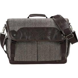 Cutter & Buck Pacific Fremont Compu Messenger Bag