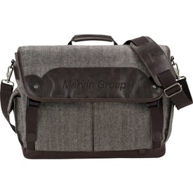 Cutter & Buck Pacific Fremont Compu Messenger Bag
