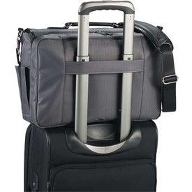 Cutter and Buck Pacific TSA-Friendly Messenger Bag for your School