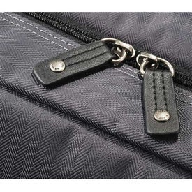 Cutter and Buck Pacific TSA-Friendly Messenger Bag Branded with Your Logo