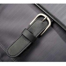 Company Cutter and Buck Pacific TSA-Friendly Messenger Bag