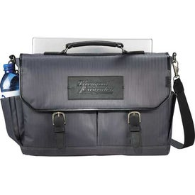 Cutter and Buck Pacific TSA-Friendly Messenger Bag for your School