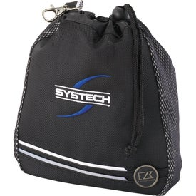 Cutter & Buck Tour Deluxe Valuables Pouch Imprinted with Your Logo