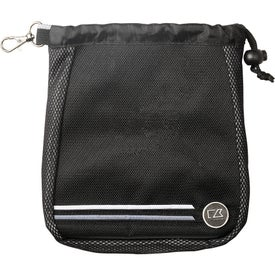 Cutter & Buck Tour Deluxe Valuables Pouch Branded with Your Logo
