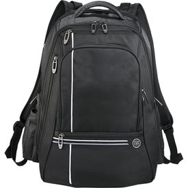 Imprinted Cutter & Buck Tour Checkpoint-Friendly Backpack
