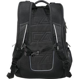 Cutter & Buck Tour Checkpoint-Friendly Backpack Printed with Your Logo