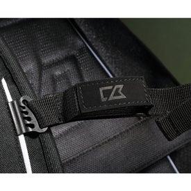 Logo Cutter & Buck Tour Checkpoint-Friendly Backpack