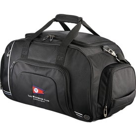Cutter & Buck Tour Deluxe Duffel for your School