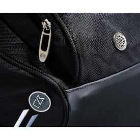 Cutter & Buck Tour Deluxe Duffel with Your Slogan