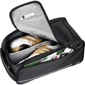Branded Cutter & Buck Tour Deluxe Shoe Bag