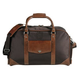 Cutter and Buck Legacy Club Duffel with Your Slogan
