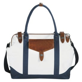 Cutter and Buck Legacy Cotton Duffel for Customization