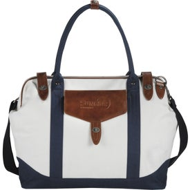 "Cutter and Buck Legacy 19"" Cotton Duffel Bag"