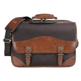 Cutter and Buck Legacy Security Friendly Compu Messenger for Advertising
