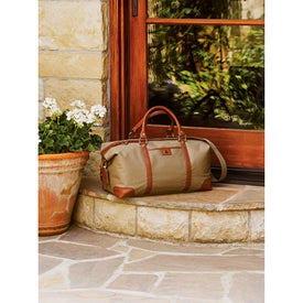 Promotional Cutter and Buck Weekender Duffel