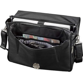 Personalized Cutter and Buck Performance Compu-Saddle Bag