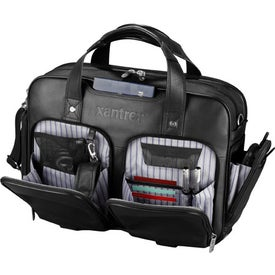 Cutter and Buck Performance Double Compartment Compu-Attache for Marketing