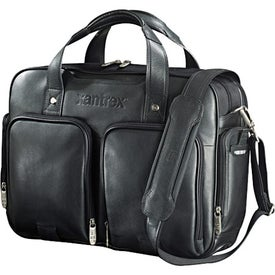 Cutter and Buck Performance Double Compartment Compu-Attache