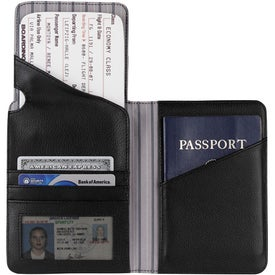Cutter and Buck Performance Series Travel Wallet