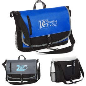 Cutting Edge Laptop Messenger Bags