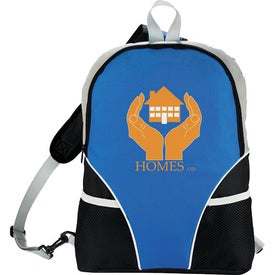 Promotional Cyclone Sling Backpack
