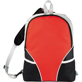 Customized Cyclone Sling Backpack