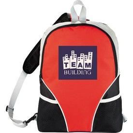 Advertising Cyclone Sling Backpack
