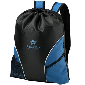 Cyclone Cinch Backpack for Your Company