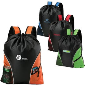 Cyclone Cinch Backpack