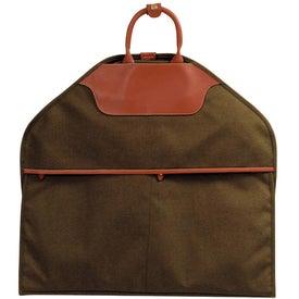 Printed Davinci Vacation Valet Bag