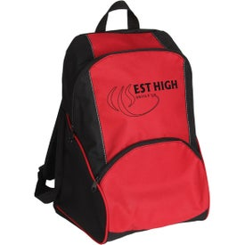 Logo Day Trek Backpack