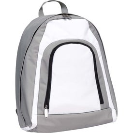 Daytripper Backpack Imprinted with Your Logo