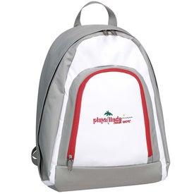 Monogrammed Daytripper Backpack