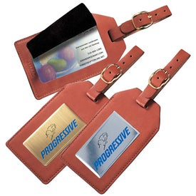 Delancy Luggage Tag with Your Logo