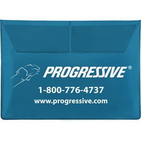 Deluxe Auto Document Case with Your Logo