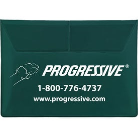Deluxe Auto Document Case for Your Organization