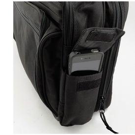 Deluxe Ballistic 1680D Laptop Briefcase for your School