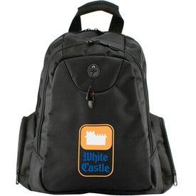 Promotional Deluxe Ballistic Compu Backpack