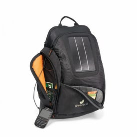 Branded Deluxe Catalyst Solar Computer Backpack